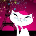 Рисунок профиля (Кошка79)